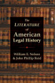 The Literature of American Legal History