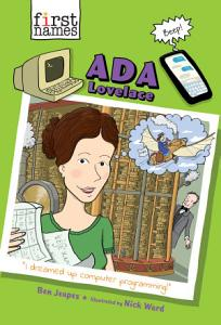 Ada Lovelace  The First Names Series  PDF