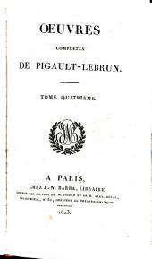 Œuvres complètes de Pigault Lebrun ...