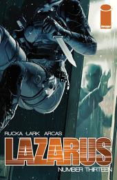 Lazarus #13