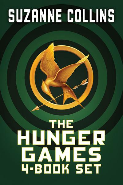 Download Hunger Games 4 Book Digital Collection  The Hunger Games  Catching Fire  Mockingjay  The Ballad of Songbirds and Snakes  Book