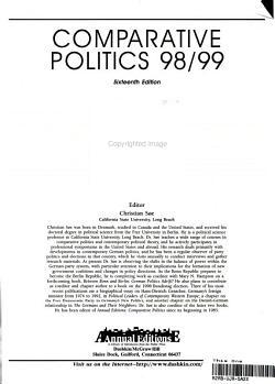 Comparative Politics  1998 1999 PDF