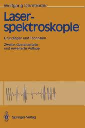Laserspektroskopie: Grundlagen und Techniken, Ausgabe 2