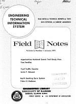 Engineering Field Notes