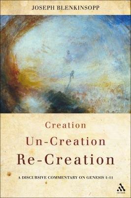 Creation  Un creation  Re creation