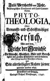 Phyto-theologia