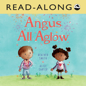 Angus All Aglow Read Along