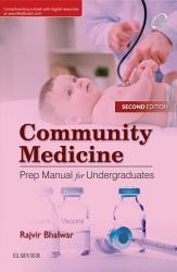 Community Medicine  Prep Manual for Undergraduates  2nd edition Ebook PDF