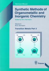 Synthetic Methods of Organometallic and Inorganic Chemistry, Volume 9, 2000: Volume 9: Transition Metals, Part 3