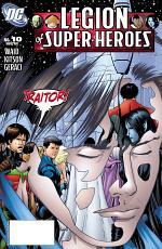 Legion of Super Heroes (2004-) #10