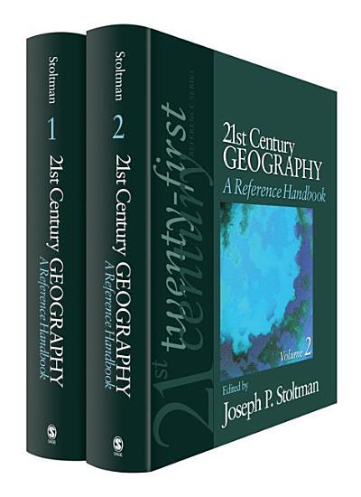 21st Century Geography PDF