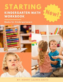 Starting Kindergarten Math Workbook Books for Kindergarteners PDF