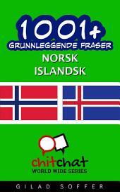 1001+ grunnleggende fraser norsk - islandsk