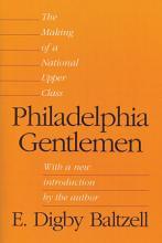 Philadelphia Gentlemen PDF