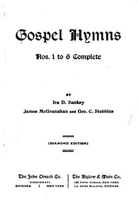 Gospel Hymns Nos  1 to 6 Complete PDF