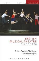British Musical Theatre since 1950