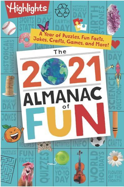 Download The 2021 Almanac of Fun Book
