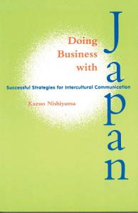 Doing Business with Japan Book