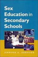 Sex Education in Secondary Schools PDF