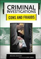 Cons and Frauds PDF
