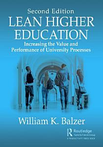 Lean Higher Education