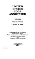 United States Code Annotated PDF