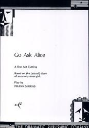 Go Ask Alice Book PDF
