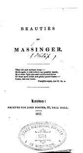 Beauties of Massinger