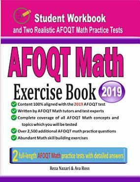 AFOQT Math Exercise Book PDF