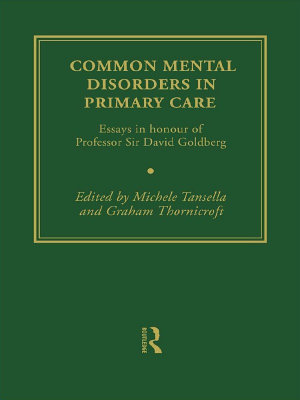 Common Mental Disorders in Primary Care