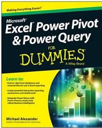 Excel Power Pivot And Power Query For Dummies Book PDF