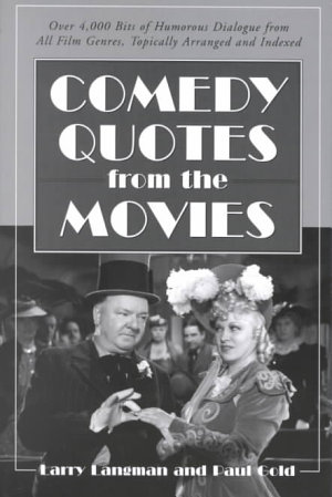 Comedy Quotes from the Movies
