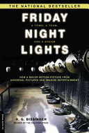 Friday Night Lights  movie Tie in