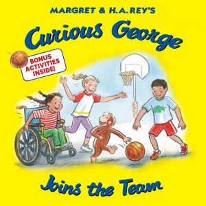 Curious George Joins the Team Book