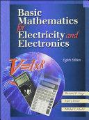 Basic Mathematics For Electricity And Electronics  Workbook PDF