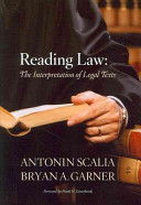 Download Reading Law Book