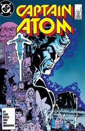 Captain Atom (1986-) #2