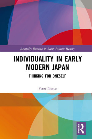 Individuality in Early Modern Japan