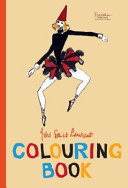 Yves Saint Laurent Colouring Book Book
