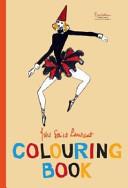 Yves Saint Laurent Colouring Book Book