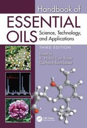 Handbook Of Essential Oils Book PDF