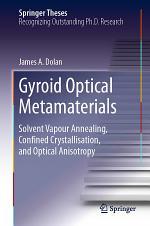 Gyroid Optical Metamaterials
