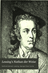 Lessing's Nathan Der Weise