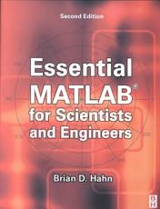 Essential MATLAB for Scientists and Engineers PDF