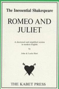 Shakespeare s Romeo and Juliet Book