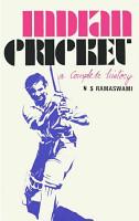 Indian Cricket PDF