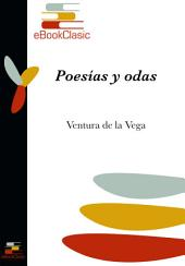 Poesías y odas (Anotado)