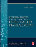International Encyclopedia of Hospitality Management PDF