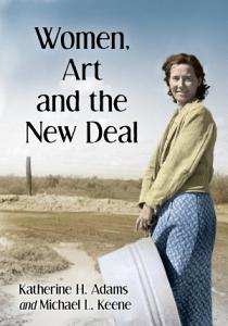 Women  Art and the New Deal Book