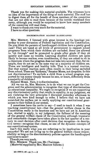 Education Legislation  1967 PDF